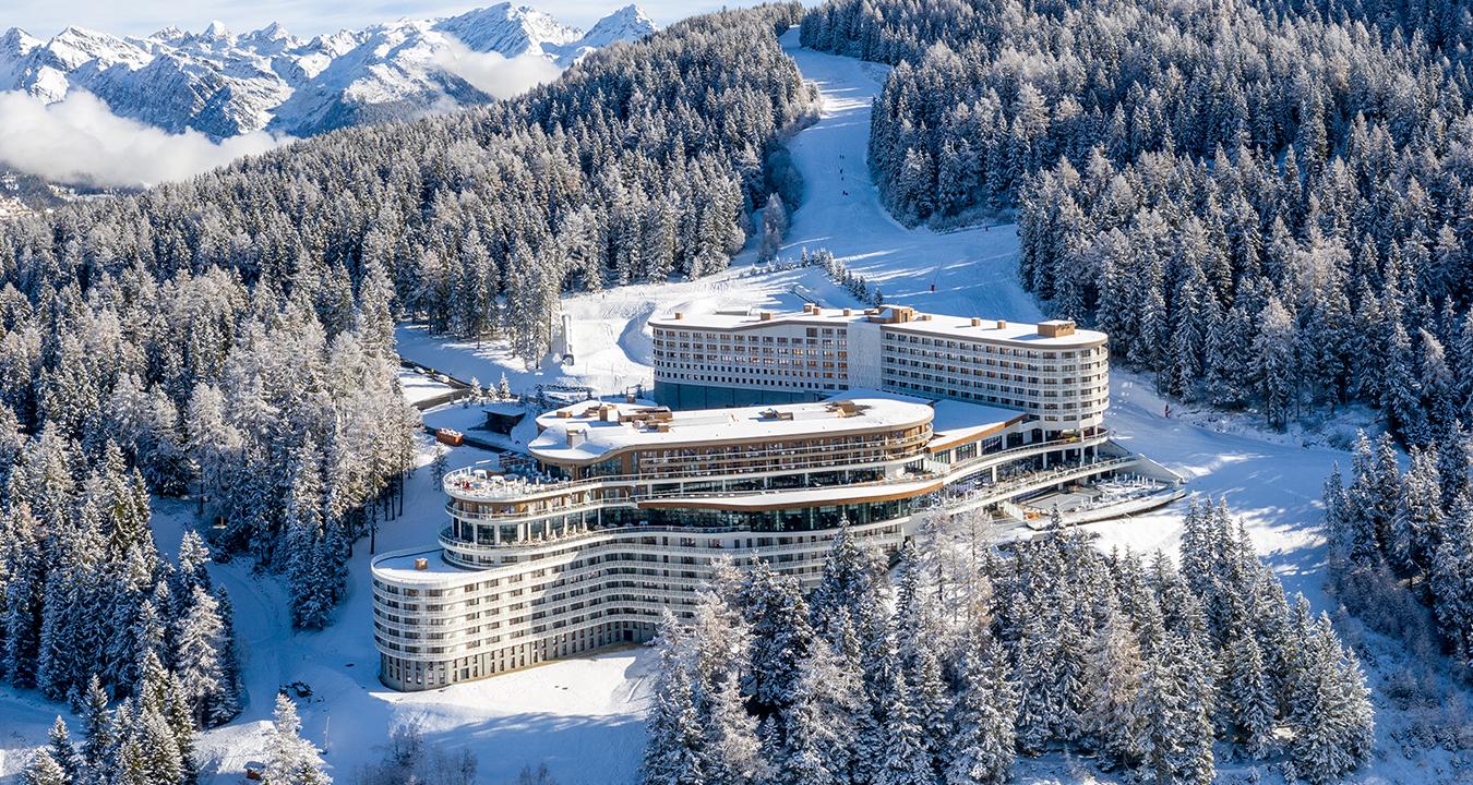 Club Med Arcs Panorama en hiver