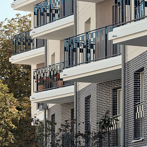 détails de la résidence pour personnes âgées à Poissy